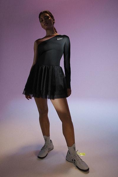 Nike x Virgil Abloh for Serena Williams Dress