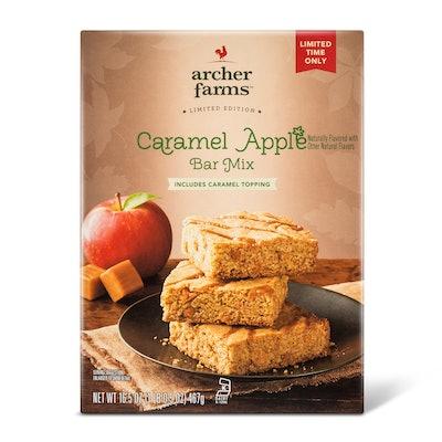 Caramel Apple Bar Mix