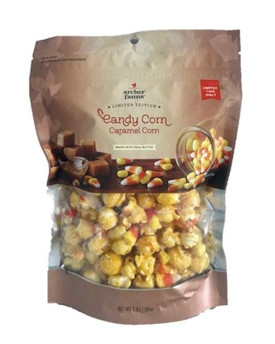 Candy Corn Caramel Corn