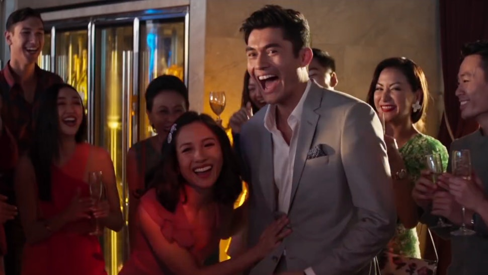 Do Rachel & Nick Get Engaged In 'Crazy Rich Asians'? The