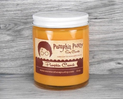 Pumpkin Pastry Soy Candle