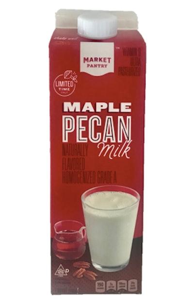 Maple Pecan Milk