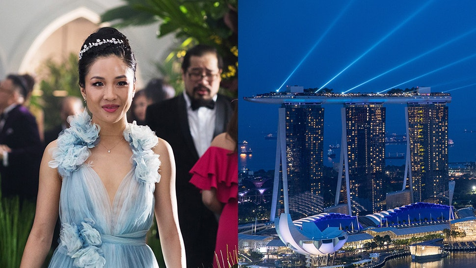 13 'Crazy Rich Asians' Singapore Filming Locations That You Can
