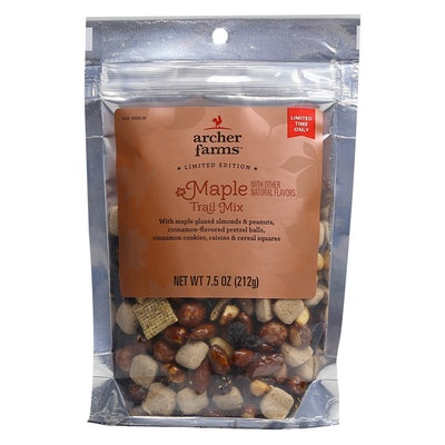 Maple Trail Mix