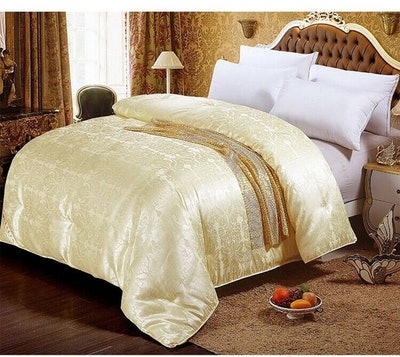 Hxiang Pure Mulberry Silk Comforter