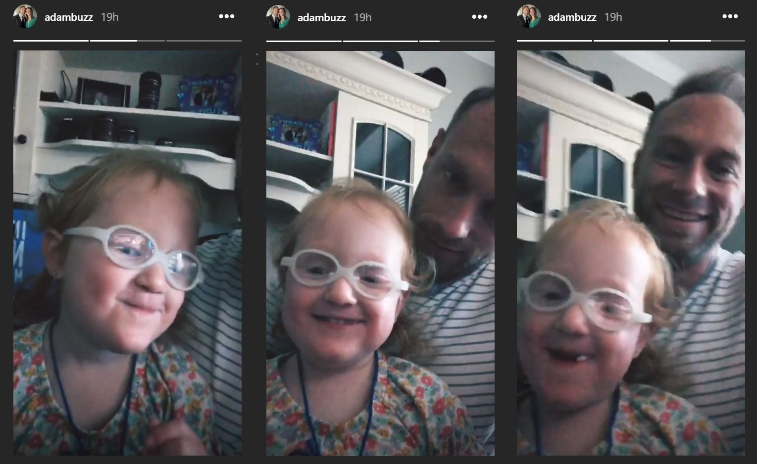 OutDaughtered's Hazel Busby Eating Marshmallows With Her Dad