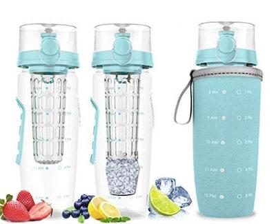 Bevgo Infuser Water Bottle - Large