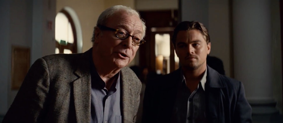 the 'inception' ending has finally been explained thanks to michael ...