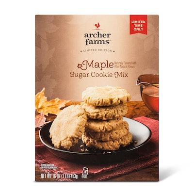 Maple Sugar Cookie Mix
