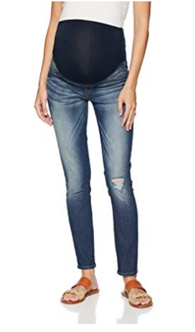 Signature by Levi Strauss & Co. Gold Label Women's Maternity Skinny Jeans