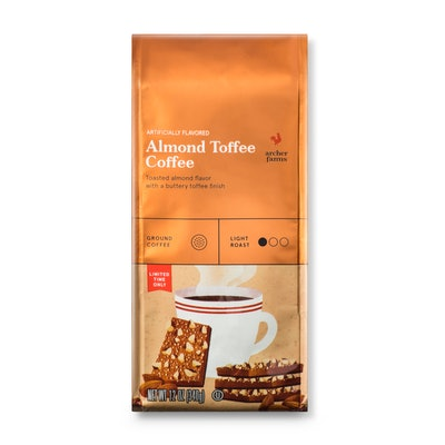 Almond Toffee Coffee