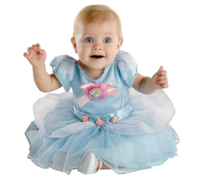 Girls' Cinderella Infant Costume