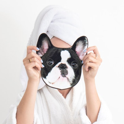 Dog Face Towels