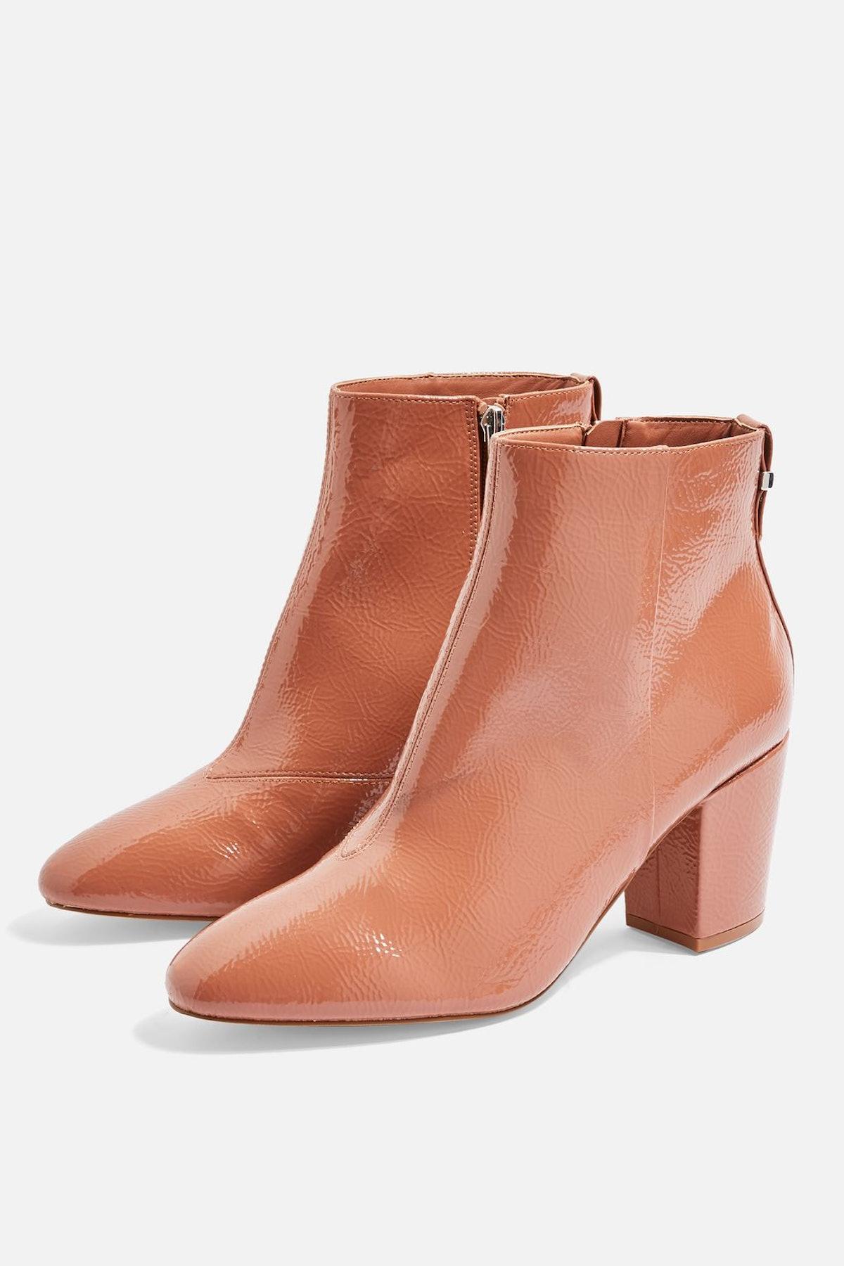 Brooklyn Block Boots