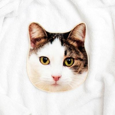 Cat Face Towels