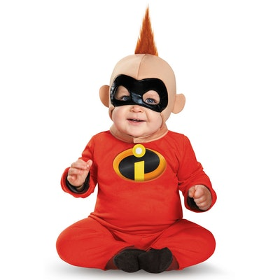 Baby 'The Incredibles' Baby Jack-Jack Parr Deluxe Halloween Costume