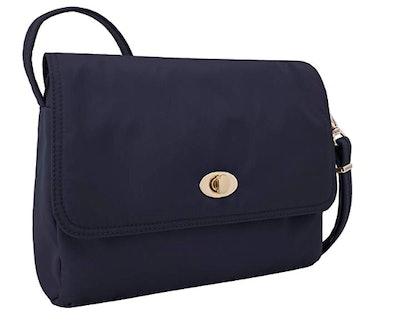 Travelon Women's Anti-Theft Tailored Crossbody Bag