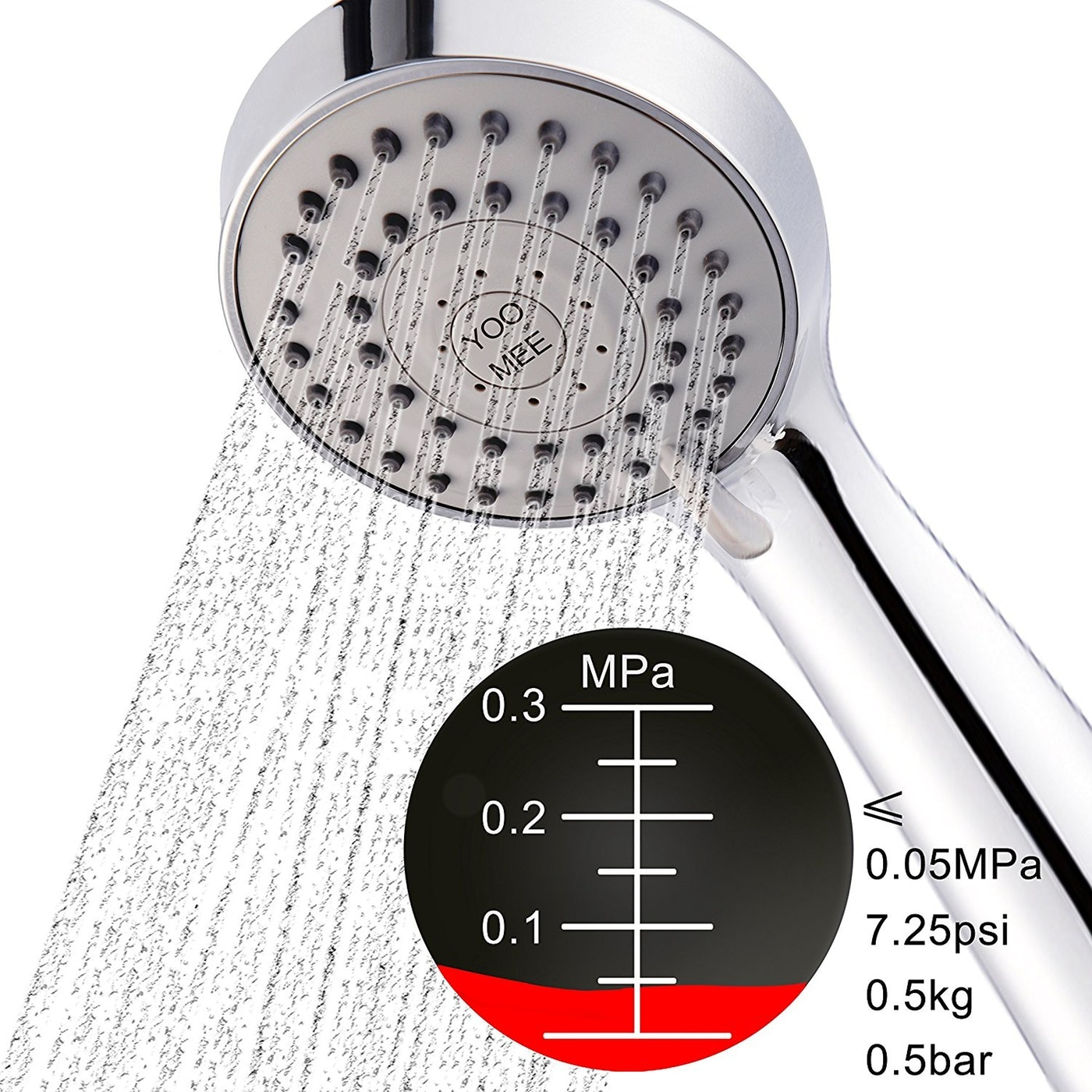 Delicieux The 8 Best Shower Heads For Low Water Pressure