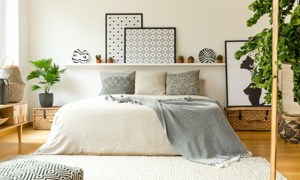 Create A Boho Glam Bedroom At Walmart With These 9 Affordable Finds