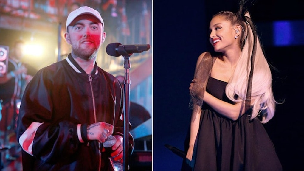 4 'Sweetener' Album Lyrics About Mac Miller That Prove Ariana Grande