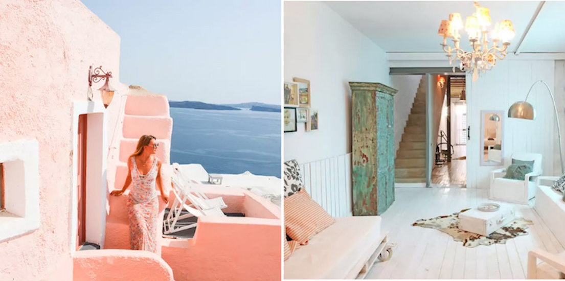 Bachelorette Apartment 7 Millennial Pink Places On Airbnb For An Unforgettable Bachelorette Party