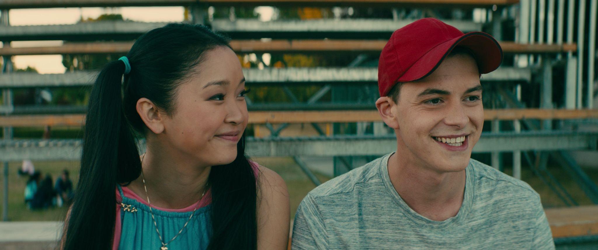 Josh en Jen dating
