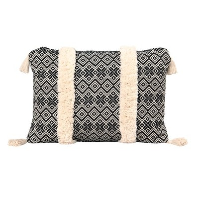 Better Homes and Gardens Handcrafted Cotton Jacquard Pillow