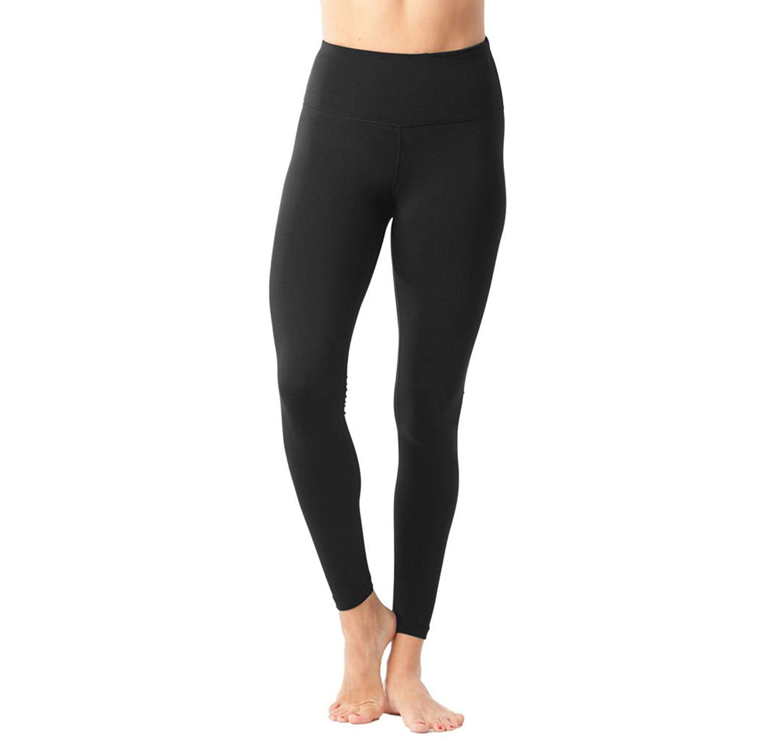 "36/"" Inseam Premium Women High Waist Soft Tummy Control Yoga leggings S-5X USA"