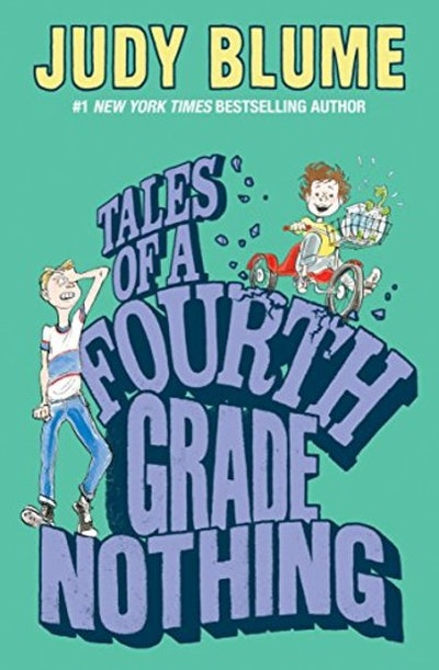 Tales Of A Fourth Grade Nothing by Judy Blume (Puffin Books)