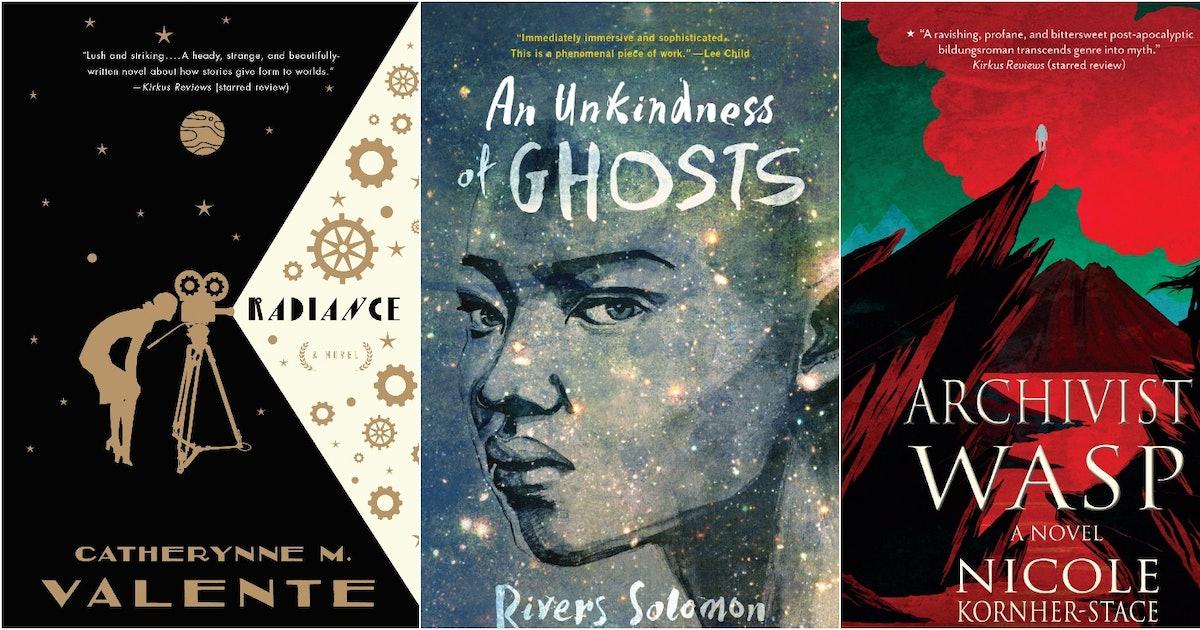 15 Sci-Fi Books With Badass Female Protagonists