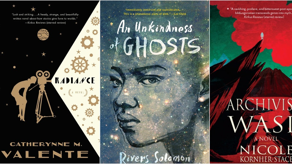 15 Sci-Fi Books With Badass Female Protagonists