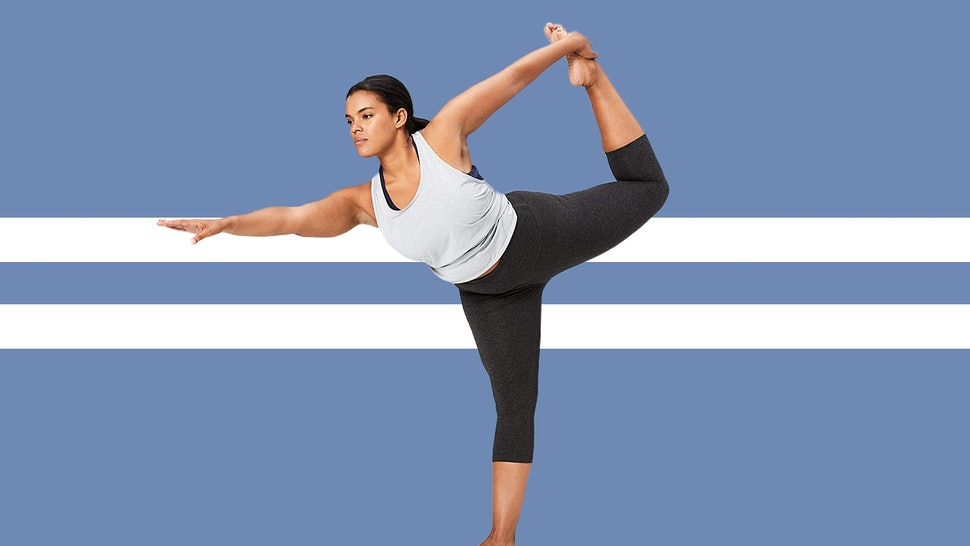 57ba6f00e2221 The 7 Best Cheap Yoga Leggings. By Andrea Hannah. Aug 24 2018. Amazon/Bustle