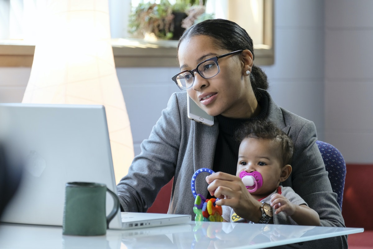 Women Tend To Underestimate The Challenges Of Being A Working Mom, Study Suggests