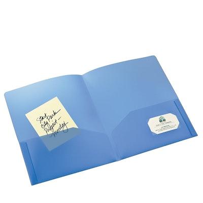 Avery Plastic Folder