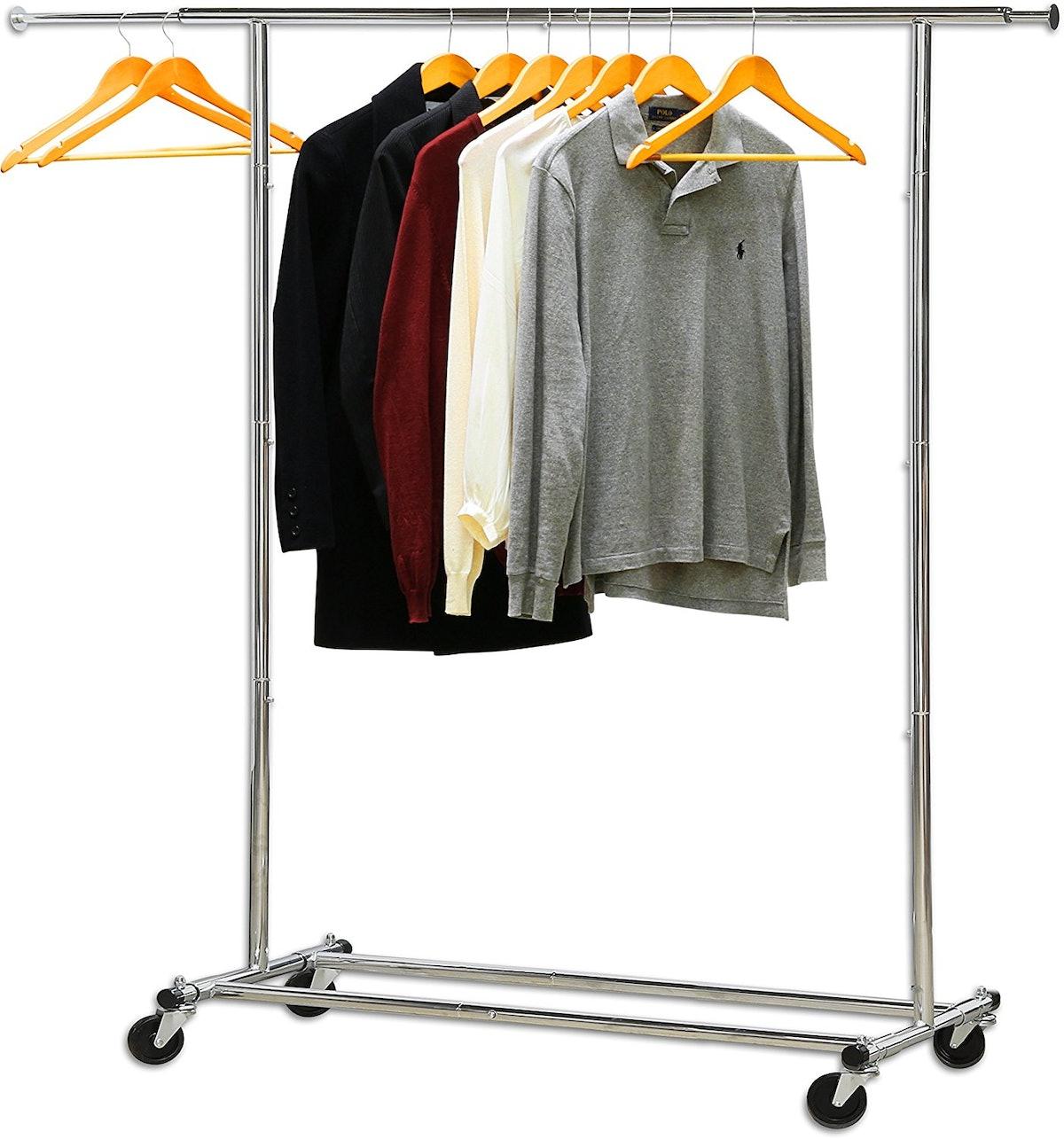 Simple Houseware Clothing Garment Rack