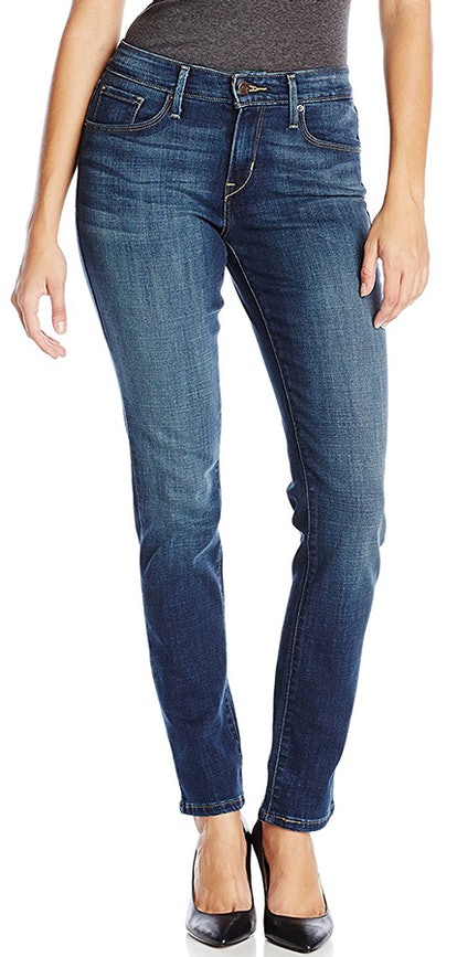 Levi's, Women's Mid Rise Skinny Jean