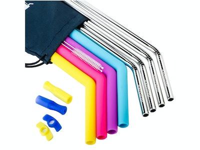 Mooker Stainless Steel Straws