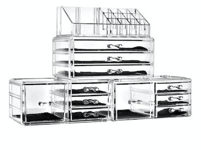 Felicite Home Acrylic Organizer Set