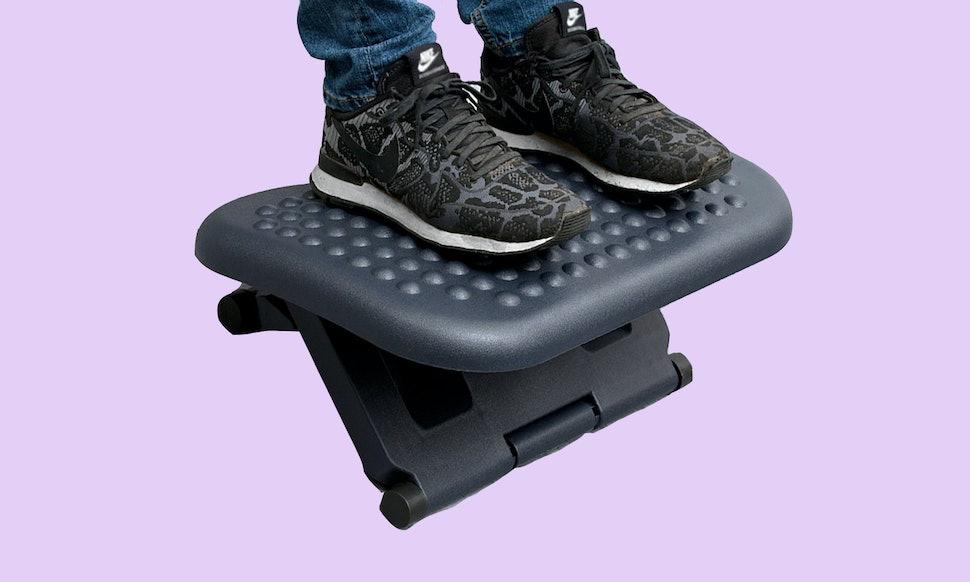 The 4 Best Footrests For Under A Desk