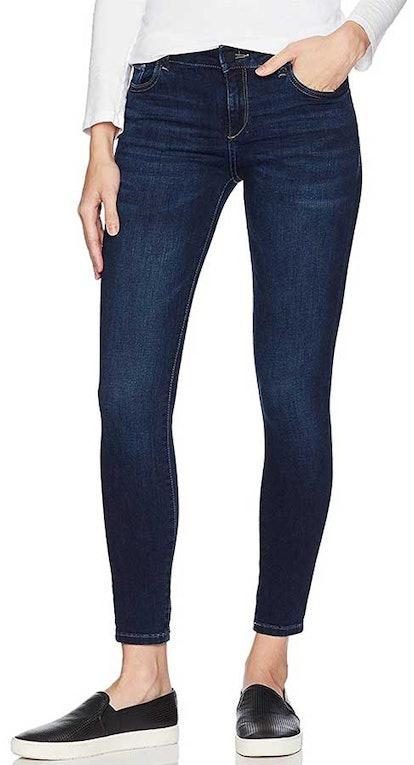 DL1961, Women's Margaux Instasculpt Ankle Skinny Jeans