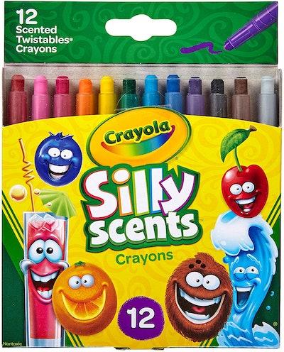Twistable Crayons