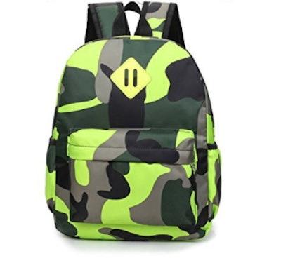 Skyflying Camouflage Lightweight Backpack