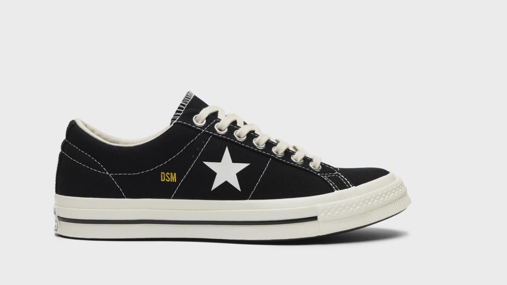 7112e96a92c8 The Converse X Dover Street Market Collaboration Is For The Retro Lover In  All Of Us