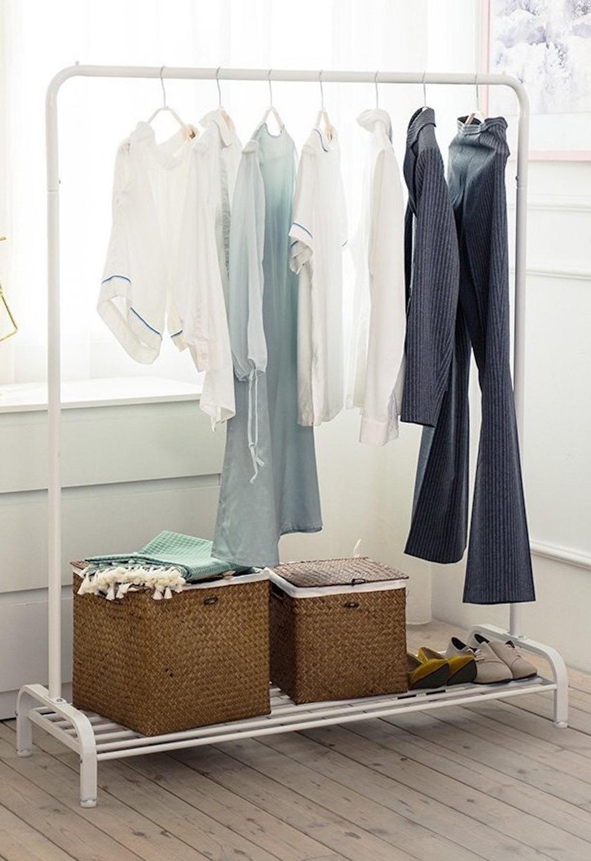 Langria Single-Rod Clothing Rack