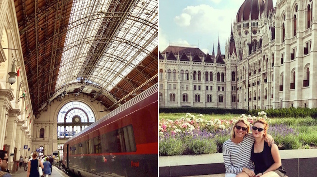 This Millennial Train Ride Through Europe Should Be On Your 20s Bucket List