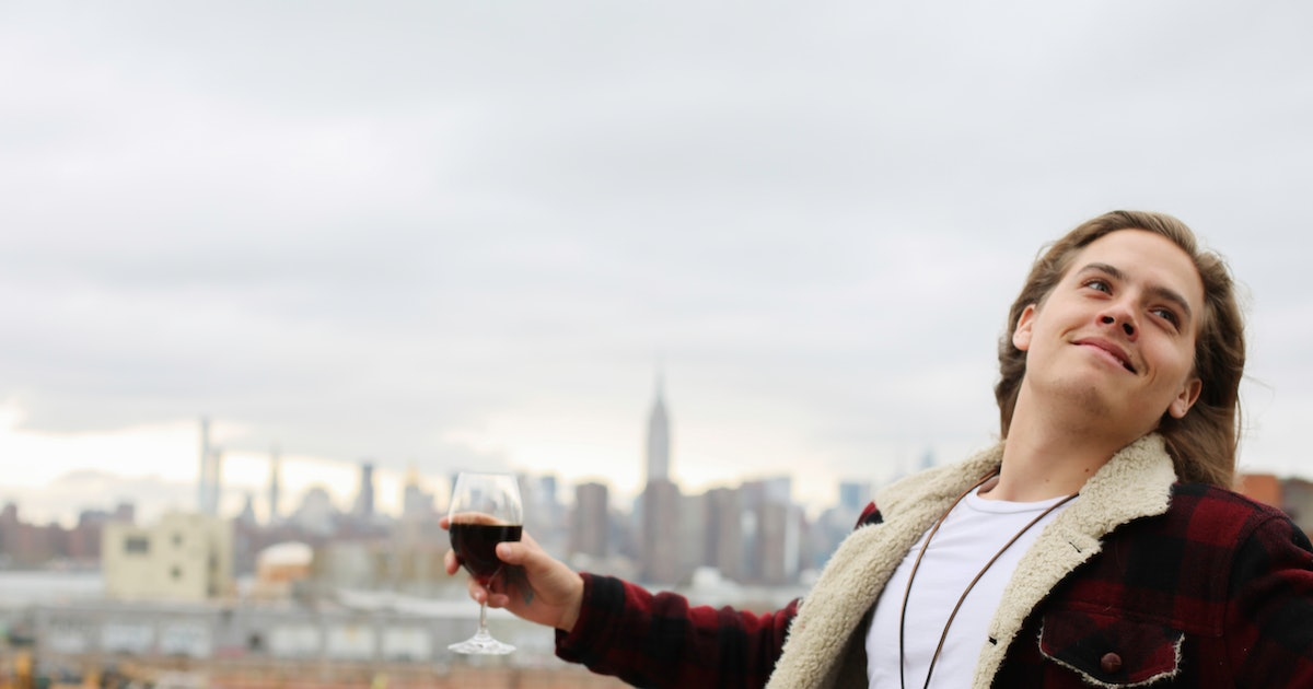 Dylan Sprouse Is The CEO Of All-Wise Meadery & It's The Career He's Always Wanted