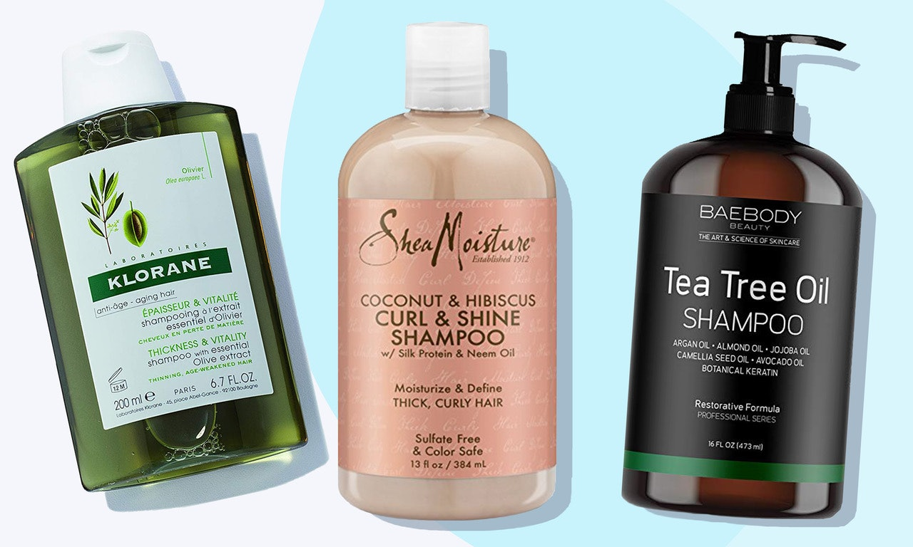 Our favorite five organic hair products