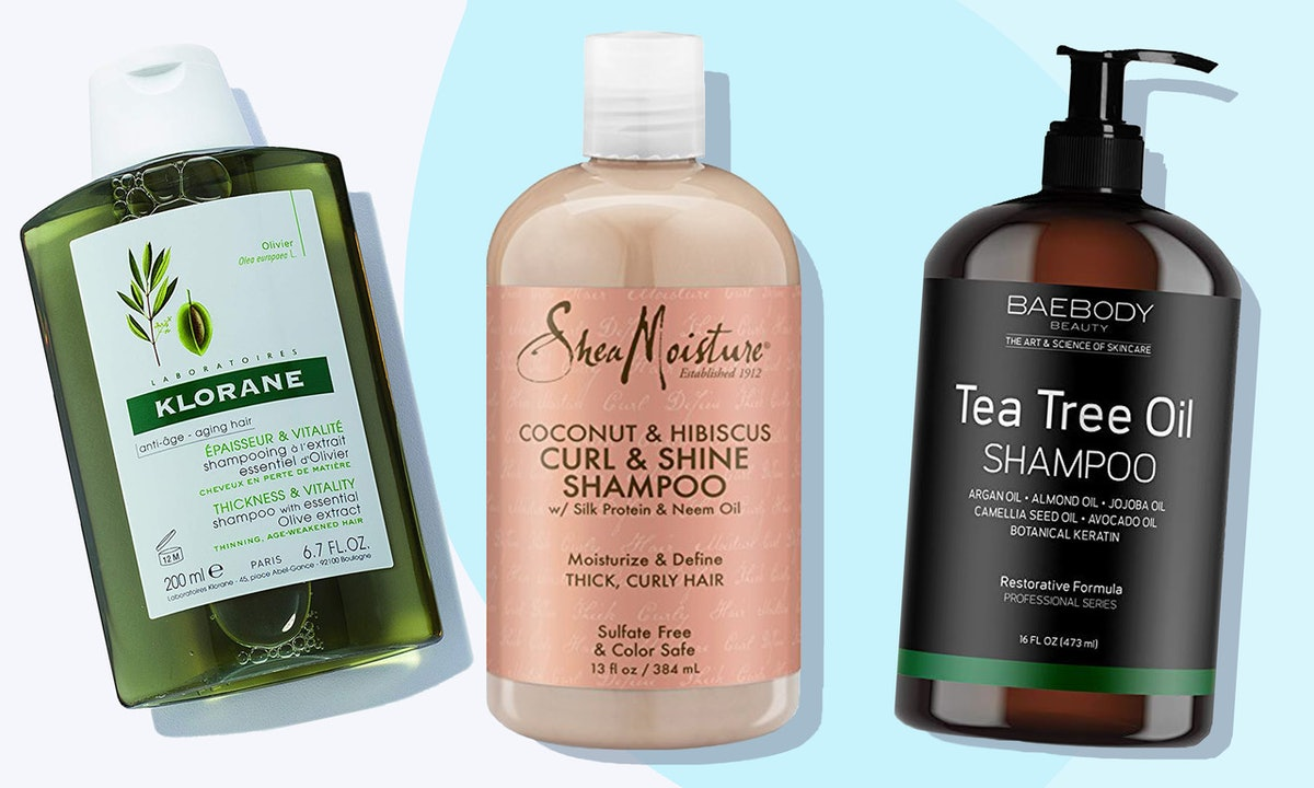 The 5 Best Natural Shampoos