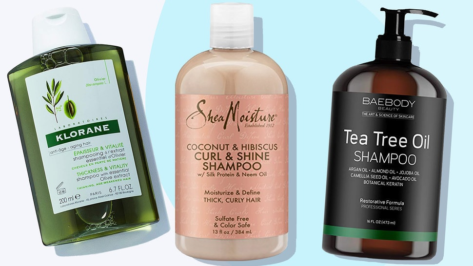 The 7 Best Natural Shampoos