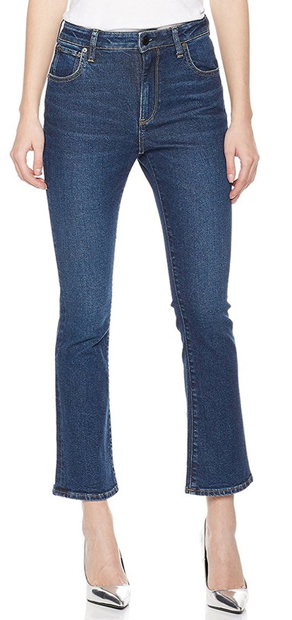 HALE, Women's Carrie High Rise Mini Boot Leg Jean